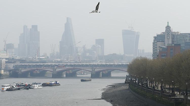 Cifras que cortan la respiración: La OMS alerta del aumento de la mortalidad por contaminación
