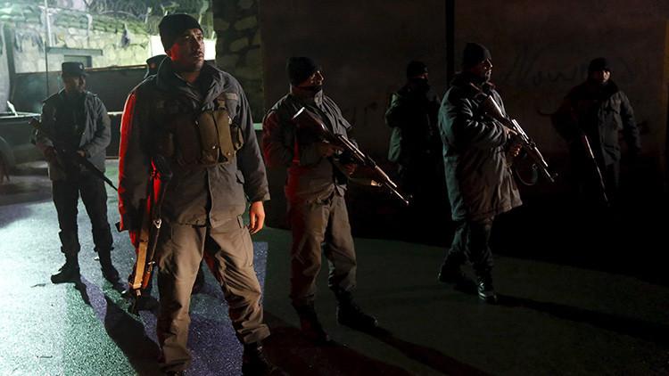 Explosión en la Embajada de Italia en Afganistán