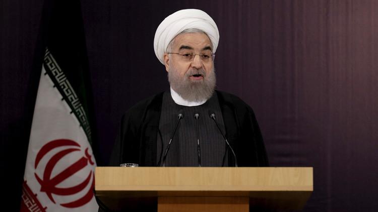 """Hasán Rohaní: """"Irán no tendrá relaciones económicas estrechas con EE.UU."""""""