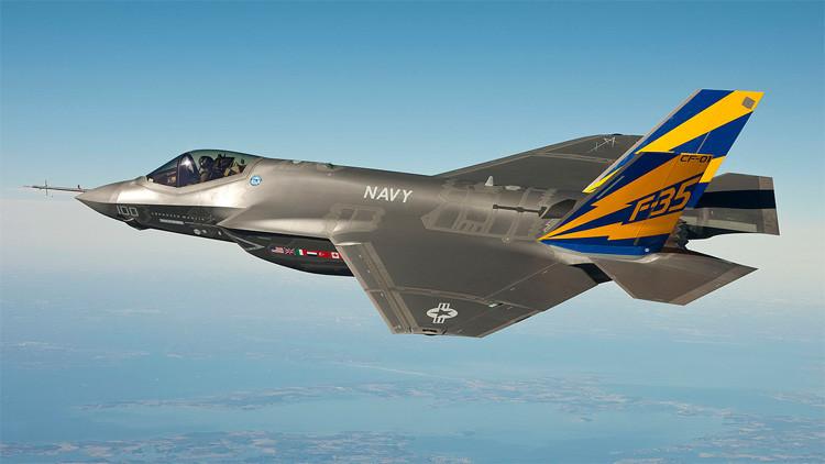 Seis razones por las que los cazas F-35 son peligrosos de pilotar