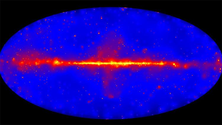 """Un astrofísico halla un """"misterioso monstruo"""" en el espacio"""