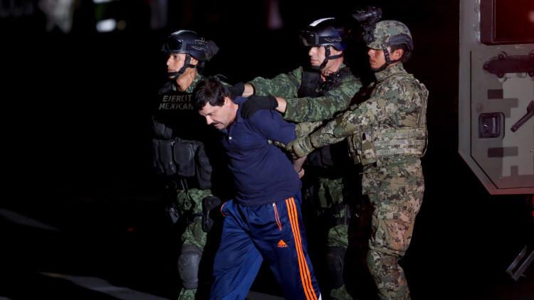 'El Chapo' no quiere ser extraditado a EE.UU.  y Donald Trump es la causa