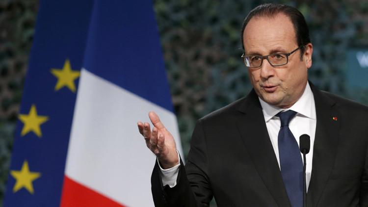 El presidente francés declara el estado de emergencia económica