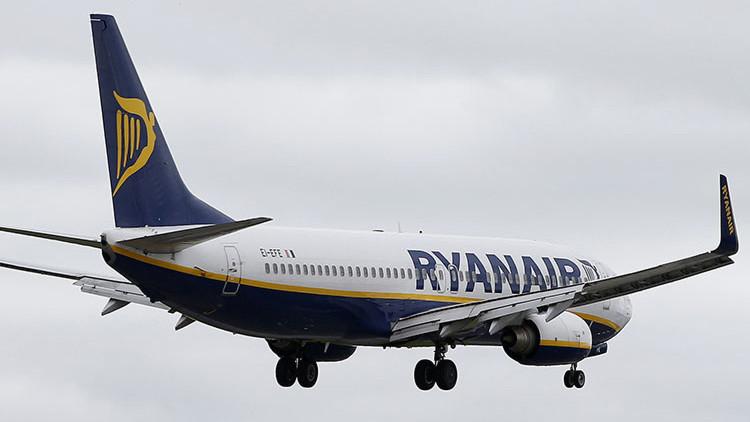 """""""No queremos morir"""": la franqueza de la tripulación de Ryanair se hace viral (video)"""