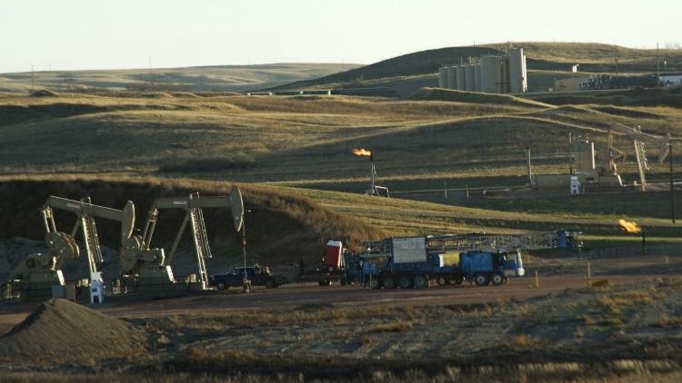 Menos que nada: el crudo de Dakota del Norte se vende por debajo de los cero dólares por barril