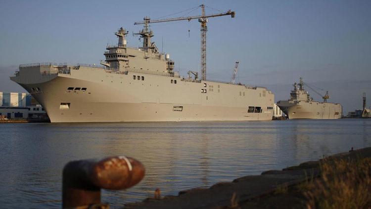 Revolucionaria modernización: Rusia anuncia el inicio de la construcción de un análogo del Mistral