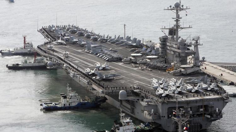Más fuerte en el Pacífico: EE.UU. despliega otro portaaviones en la región