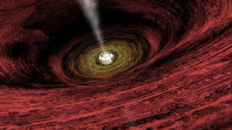 Descubren un segundo agujero negro gigantesco en nuestra galaxia