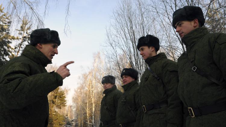 Rusia inicia simulacros militares para contrarrestar la guerra psicológica