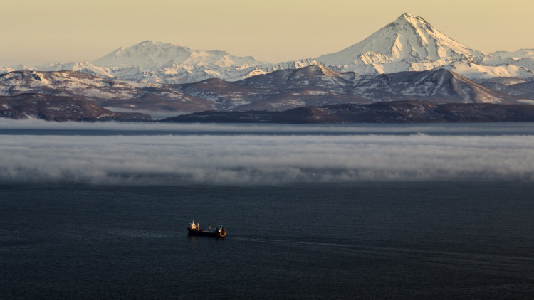 El Ministerio de Defensa ruso toma en arriendo una parte del océano Pacífico por 20 años