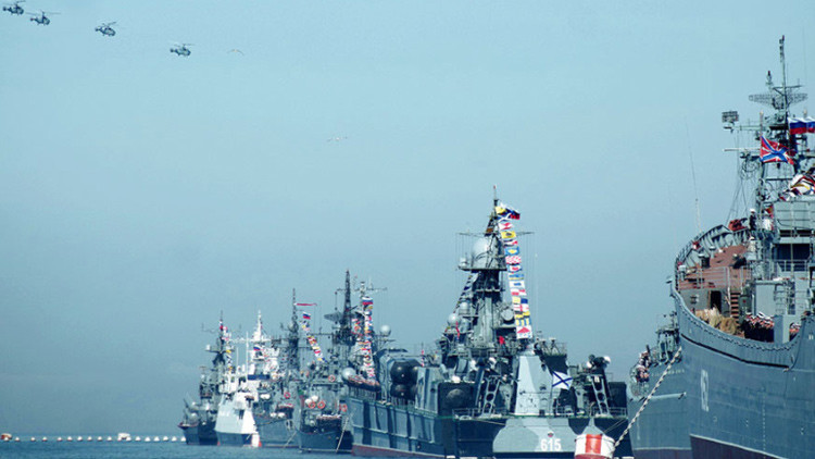Rusia responde a la OTAN con el despliegue de nuevas armas en el mar Negro