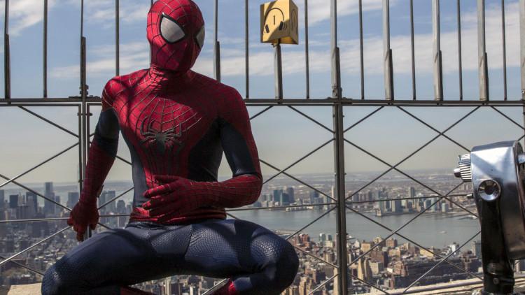 Los biólogos revelan por qué Spiderman nunca podrá existir