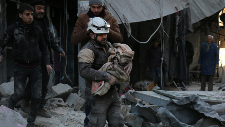 Deir ez Zor / Siria