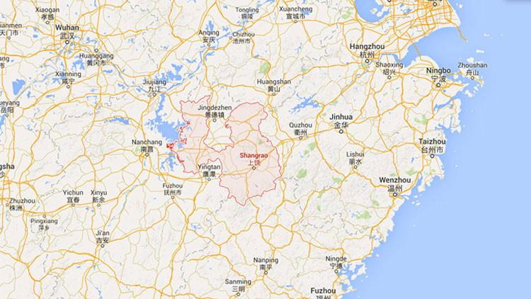 China: Tres muertos tras producirse varias explosiones en una fábrica de fuegos artificiales (Video)