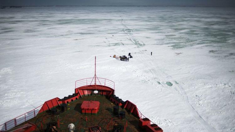 Uno contra 14: EE.UU. pide un rompehielos aterrorizado por el poder de la flota rusa en el Ártico
