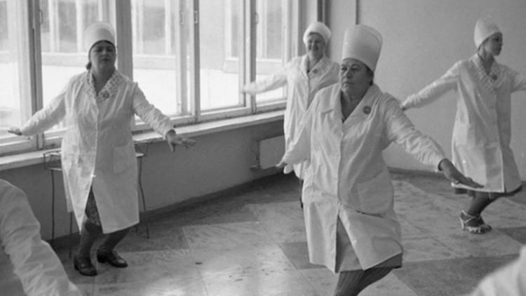 Las fotos que inexplicablemente estaban prohibidas en la Unión Soviética