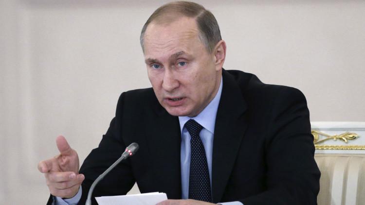 Putin invita a Rusia a los judíos que sufren antisemitismo en Europa