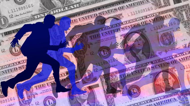 Efecto inesperado de la devaluación del rublo: se detiene la huida de capitales