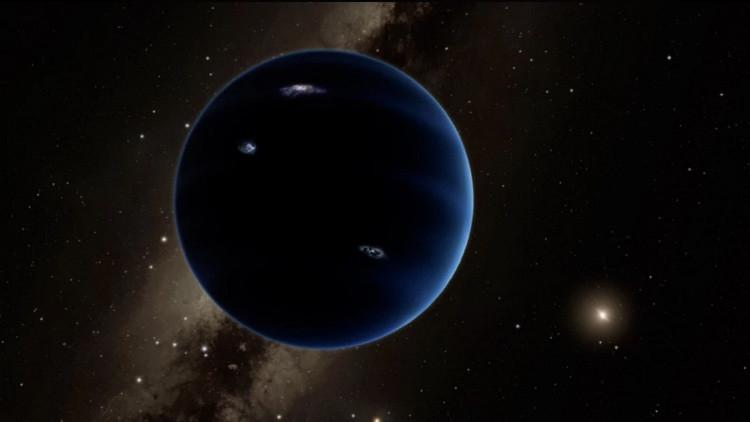 Hallan la prueba definitiva de la existencia del noveno planeta del sistema solar