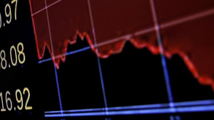 El Dow Jones cae en picado tras el desplome de los precios del petróleo