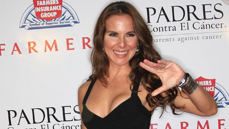 Netflix suspende la grabación de una serie con Kate del Castillo por el escándalo con 'El Chapo'