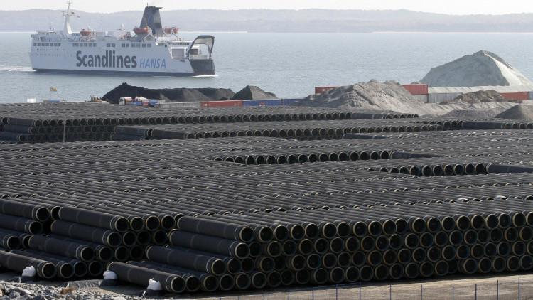 EE.UU. y Ucrania intentarán frenar el proyecto de gasoducto Nord Stream 2