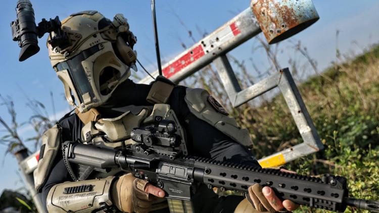 Desarrollan una armadura al estilo de Star Wars que protegerá de las balas reales