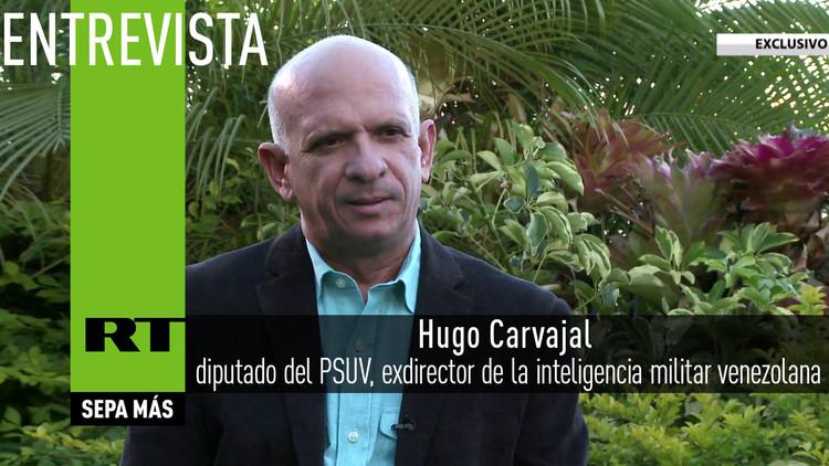 """Hugo Carvajal: """"Nada de lo que EE.UU. me acusa en su expediente existe"""""""