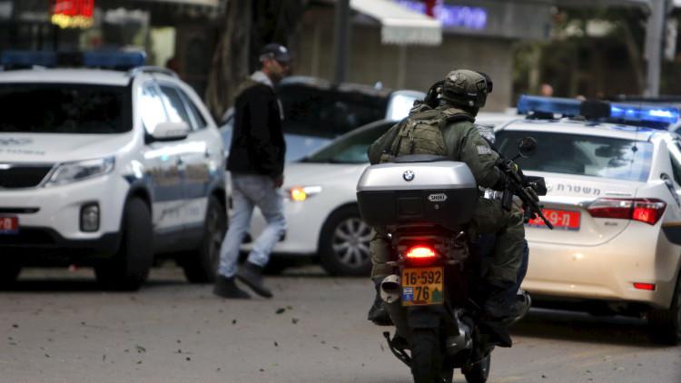 Video: La implacable brigada de motos de la Policía israelí en acción
