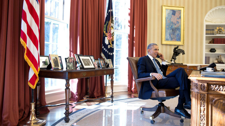 El Obama que pocos han visto