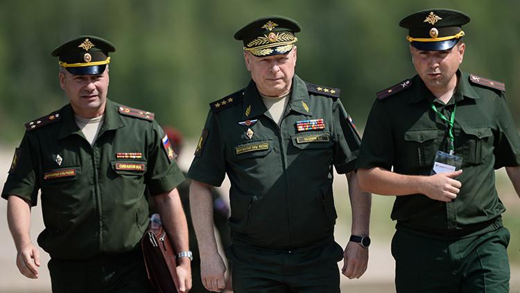 Rusia podría desplegar sus tropas terrestres en Crimea de ser necesario