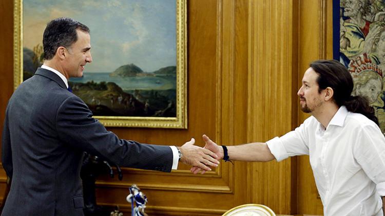 Pablo Iglesias se postula como vicepresidente de un Gobierno liderado por el PSOE