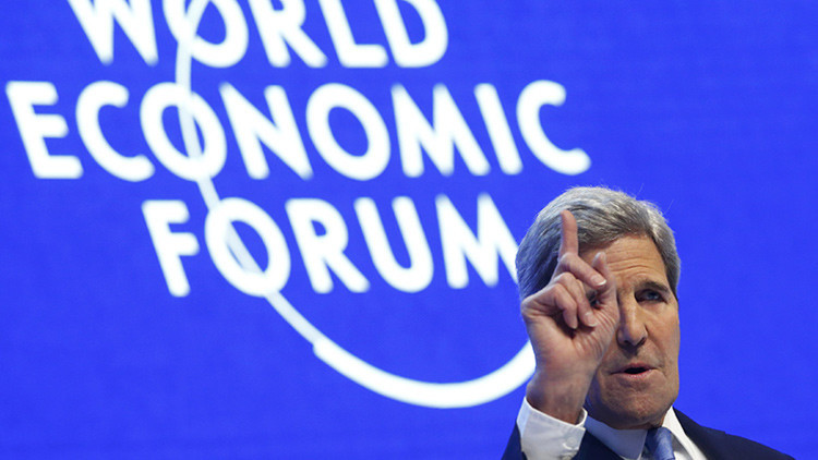 Kerry plantea la retirada de las sanciones contra Rusia en cuestión de meses