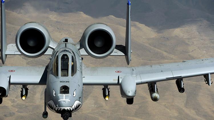 El Estado Islámico 'salva' una flota de aviones de EE.UU.