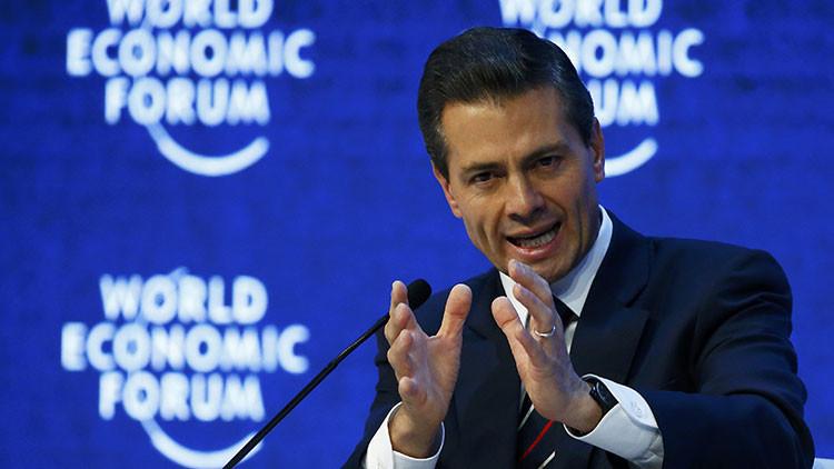 En un universo paralelo: Peña Nieto considera a México como el país con mayor potencial