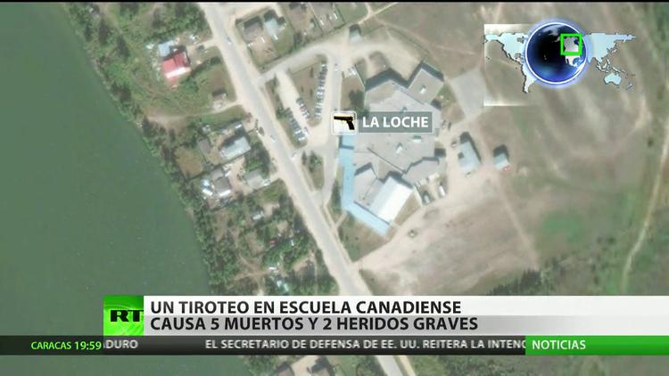 Canadá: Tiroteo en una escuela deja al menos 4 muertos