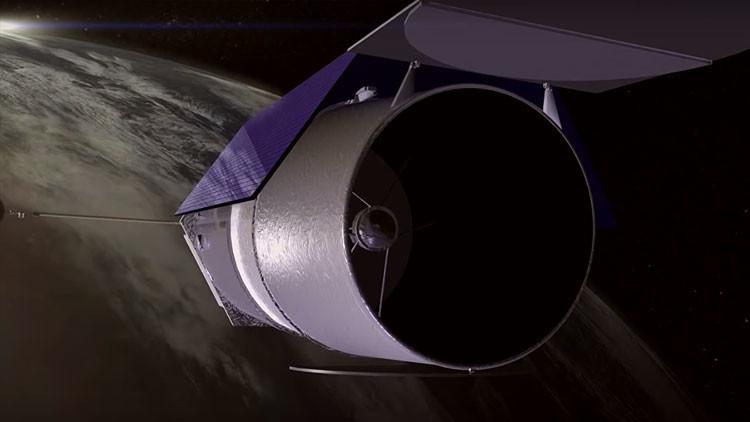 ¿Nos vigilará también?: La NASA comenzará la construcción del mayor 'telescopio espía' (video)