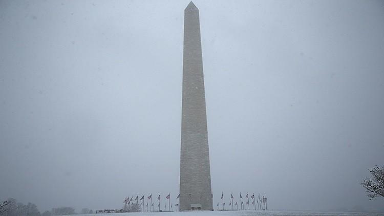 La nevada del siglo pone en alerta el este de EE.UU.