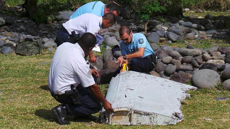¿Nuevos restos del MH370?: Hallan en Tailandia partes de un avión (Fotos)
