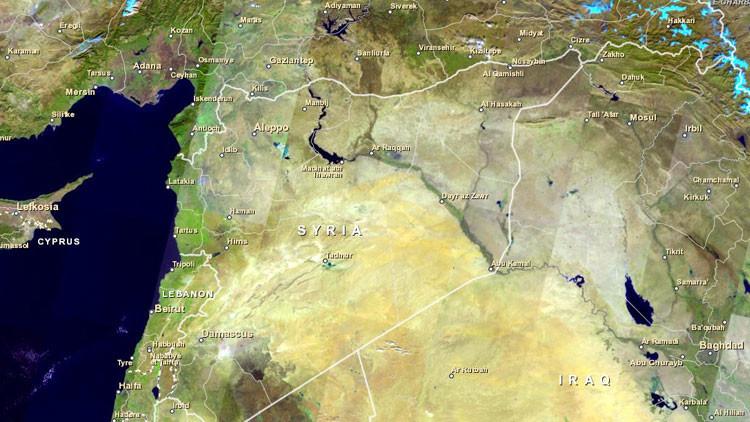 ¿La base ya está lista? Stratfor descubre que EE.UU. realiza obras en un aeródromo sirio