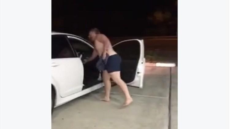 Dos borrachos frustran (accidentalmente) un intento de robo en Australia
