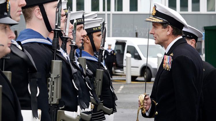 La Defensa británica ve una amenaza en los novedosos submarinos de Rusia