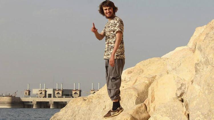 'Yihadista Jack': conozca al primer británico de raza blanca que se unió al Estado Islámico