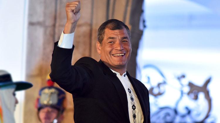 """Correa: No es lo mismo gastar mucho que invertir mucho, lo """"importante es saber en qué se gasta"""""""