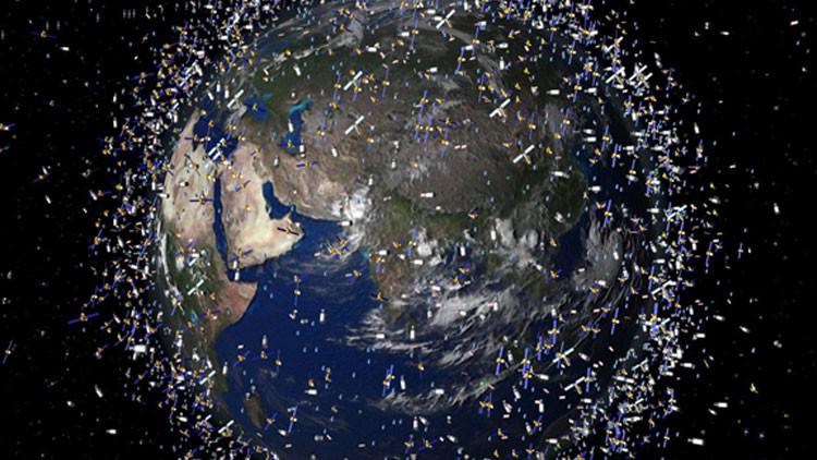 'Jinetes del Espacio': ¿Cómo la basura espacial podría generar un conflicto armado?