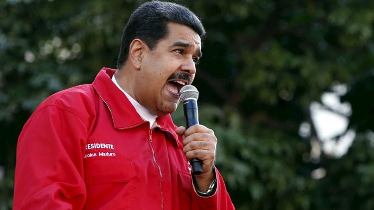 "Maduro a Macri: ""¡Respete a Venezuela, o nos respetamos todos o se acabó esta historia!"""