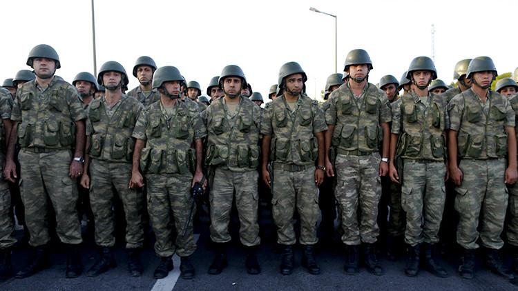"""""""Las conjeturas de una nueva base rusa en Siria son un intento de encubrir las acciones de Turquía"""""""