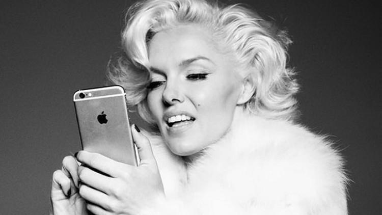 ¿Cómo sería Marilyn Monroe hoy?