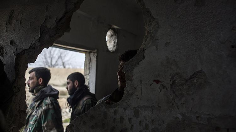 El Ejército sirio toma una ciudad estratégica en el sur de Siria