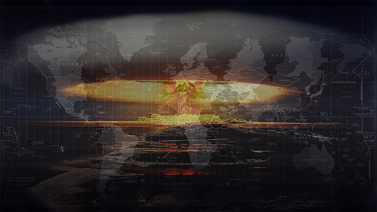 Mapa interactivo: ¿De dónde puede llegar la destrucción nuclear?